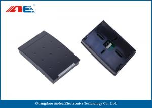China 0.68W HF RFID Access Control Reader , Wall Mount RFID Reader For Time Attendance on sale