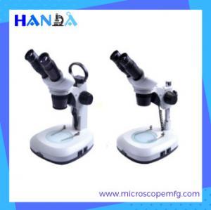 China HANDA HDT-337 Stereo zoom microscope  optical stereo microscope portable stereo microscope on sale