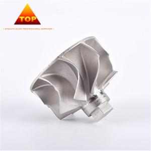 China Cobalt Based Alloy metal centrifugal pump impeller on sale