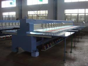 China Auto Trimming Multi Thread Embroidery Machine For Wedding Dress TXCT620 on sale