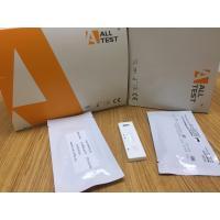 CE / ISO 13485 HCG One Step Pregnancy Test Strip / Cassette / Midstream
