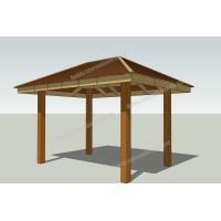 China patio gazebo designs OLDA-6009 16.4ft.*16.4ft.*13ft. on sale
