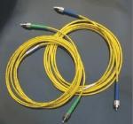Cordón de remiendo de fibra óptica de la profesión DYS con FC, SC, tipo del ST