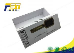 China Recycled High End Packaging Boxes , Rigid Packaging Gift Boxes With Foam Insert on sale