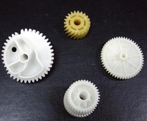 China Annular / Back Gear Change / Corrected gear Intermediate Plastic Gear Moulding on sale