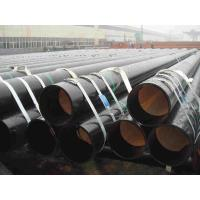 Varnished Surface Seamless Steel Tubes , Round Steel Tubing ASME A213 T1 T92 T122 T911