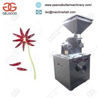 Stainless Steel Commercial Dry Red Chilli Powder Grinding Machine Manufacturer
