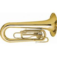 Bb Key Marching Tuba Brass Musical Instrument With Phosphorus Brass Lead Pipe