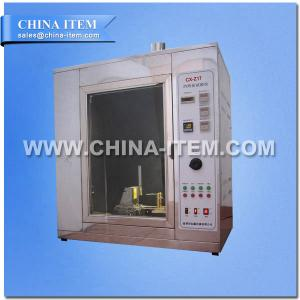 China UL 746A Lab Equipment Glow Wire Test on sale