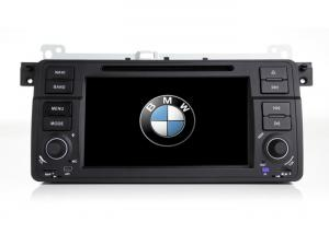China BMW 3 Series E46 M3 320I, 323I, 325I, 335I Car DVD player GPS 6M fiber optic cable WIFI DAB on sale