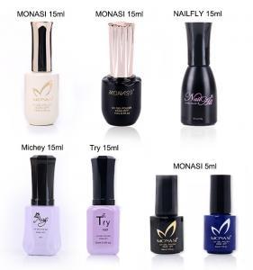 China Nail polish base coat gel acrylic nail art base coat gel polish on sale