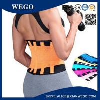 Waist Trimmer Belt Back Support Slimming Band Waist Support