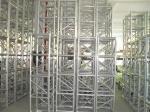 Toit allumant le poids léger en aluminium global de botte de broche pour épouser la décoration