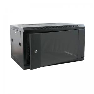 China 6U network rack wall mounted network cabinets ,server rack with glass door on sale