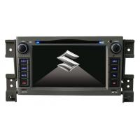 3G Dual Zone Suzuki Grand VITARA Car Audio DVD with GPS Navigation Ipod SUZ-708GD