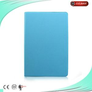 China Leather Stand Blue iPad Mini Leather Covers dust proof For Ipad Air 2 on sale