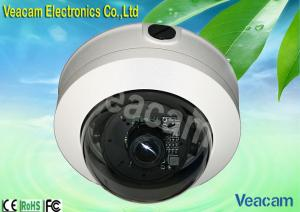 China SONY / SHARP CCD Color CCD Vandal Proof Dome Camera of 3.6mm Board Lens on sale