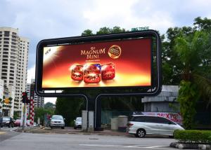China Double Sided Outdoor Rental Led Display P10 Commercial Digital LED Sign Full Color on sale