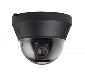 China 1/3 Sony Effio-E CCD WDR Dome Camera 700TVL With IR LEDs , IR 35m on sale