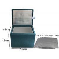 Vacuum Insulation Panel Leak Proof 15mm Medical Cool Box EPP Material