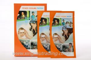 China Hot Sale Cold Patch for Physical Cooling Baby Health Care Product Made in China on sale