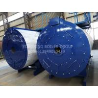 2t  Oil Fired Hot Water Boiler / Reliable Diesel Oil Hot Water Furnace