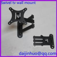 China LCD TV Wall Mount Bracket with Full Motion Swing Out Tilt and Swivel Articulating Arm on sale