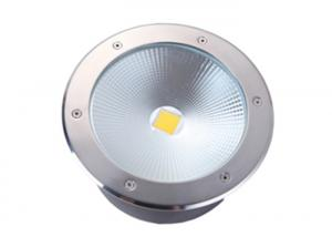 China 3 In1 Dimmable Led Underground Lamp COB IP67 RGB Led Inground Uplights on sale