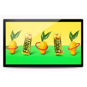 China 21.5 Inch Android Touch Screen Monitor , All in one touch digital signage on sale