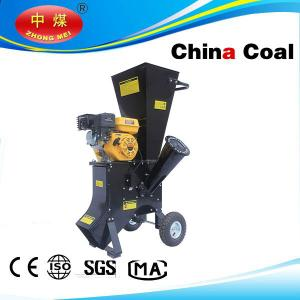 China Wood garden leaf chipper shredder on sale
