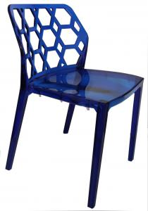 China Movable Contemporary Plastic Garden Chairs Reusable , Eco-friendly on sale