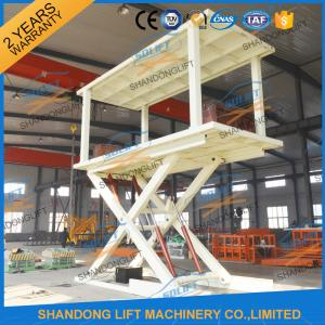 China Small home lift ever eternal car lift used car lifts , automated car parking system on sale
