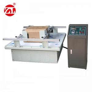 China Digital type Carton Simulation Transportation Vibration Test Machine on sale