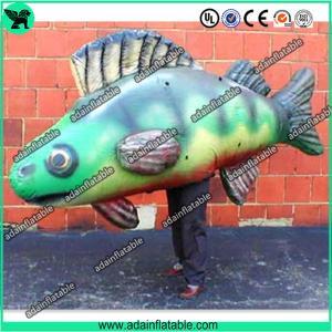 China Inflatable Fish Costume,Inflatable Fish Cartoon,Inflatable Fish Mascot, Tropical Fish on sale