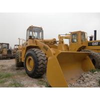 China used 966E wheel loader caterpillar dubai. japan . usa on sale