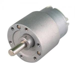 China 37GB-500 DC6.0V9V12V High Torque Micro Steel DC Gear Motor on sale