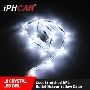 China IPHCAR 500MM-700MM Stertch Led DRL fog Car Headlight Led Daytime Running Light Led Strip on sale