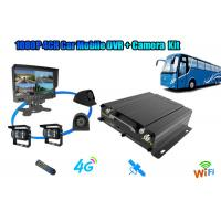 High Difinition Resolution 3G Mobile DVR GPS Tracking With 1 SD Card Slots 256GB