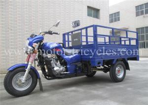 China Air Cooled  Engine Motorized Cargo Trike , Tricycle 3 Wheel Motorcycle on sale