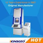 12v 17ah Pneumatic Clamping Li Ion Battery Tester / Battery Crush Tester