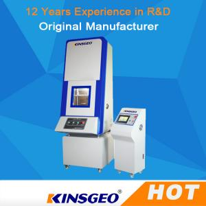 China 12v 9ah 0.75kW Combustion Battery Testing Machine With PLC Touch Screen on sale