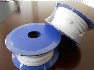 China White Expand PTFE Elastic Tape/ Belt/ Ribbon for Industrial Seal on sale