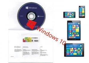 Quality OEM Windows 10 Pro Operating System , Microsoft Windows 10 Professional for sale