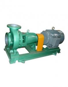 China IHF fluorine alloy centrifugal pump/chemical centrifugal pump on sale