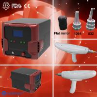 Portable q switched laser tattoo removal beauty machine for sale