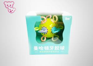 China Soft & Medium Manhattan Toy Rattle , Manhattan Baby Winkel Activity Toy on sale