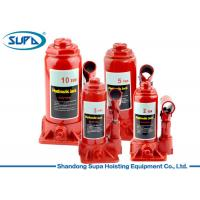 China Small Mechanical Heavy Duty Hydraulic Jacks 2T - 100T Capacity Range on sale