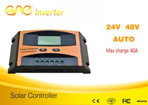 China 40A solar charger controller, solar battery charge controller Foshan Top Inverter Inverter Factory on sale