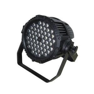 China Ultra Bright 54 Led Par Light High Precision No Flicker For Tour Concert on sale