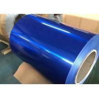 Pe Coated aluminium Sheet Coil , Corrosion Resistant Aluminum Sheet Metal Rolls